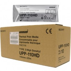 Sony UPP-110HD High Density Thermal Paper