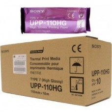 Sony UPP-110HG High Gloss Thermal Paper